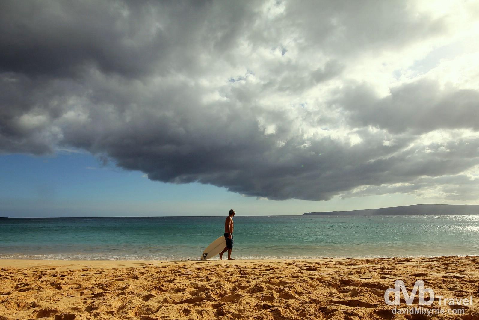 Oneloa Beach West Maui