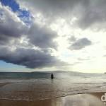 Oneloa (Big) Beach, Maui, Hawai'i, USA. March 5th 2013.