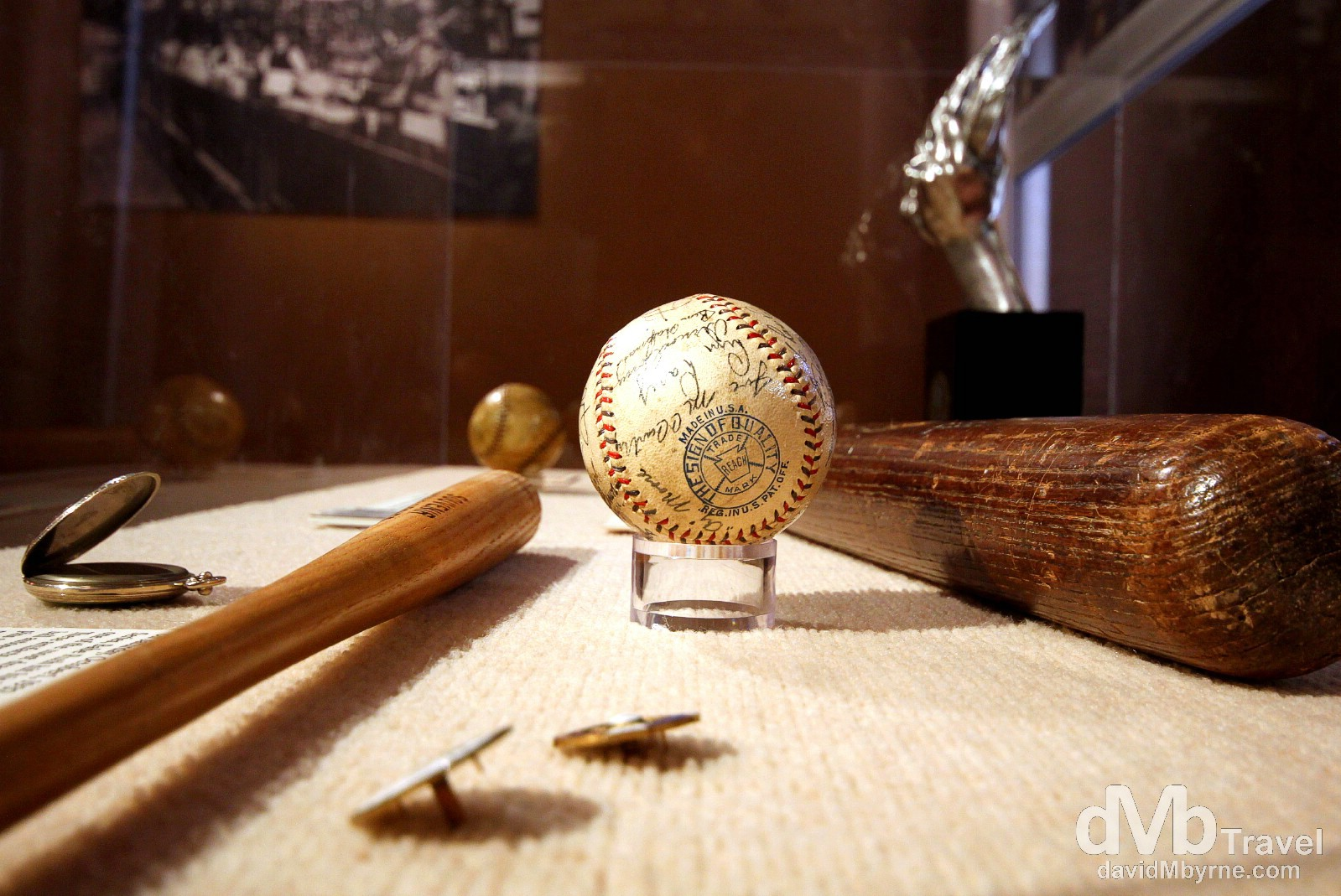 Babe Ruth Birthplace Museum, Baltimore, Maryland, USA. July 11th 2013.