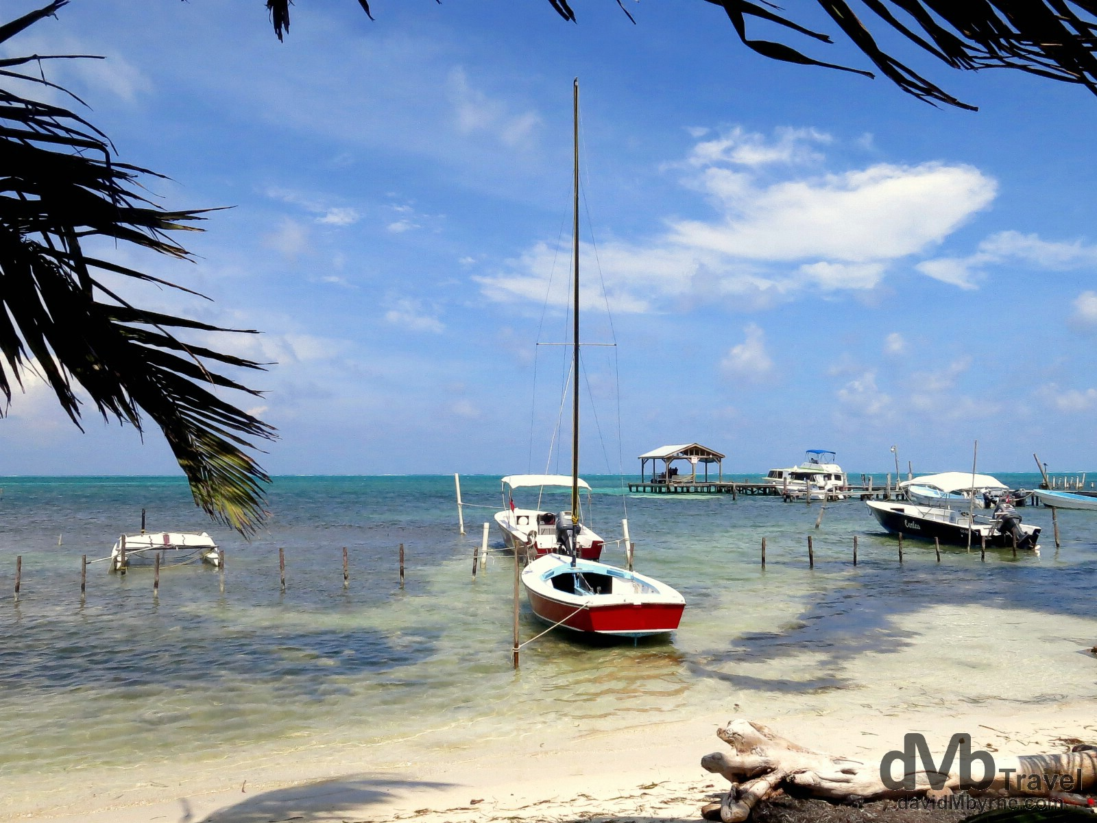 Caye Caulker, Belize. May 13th 2013.