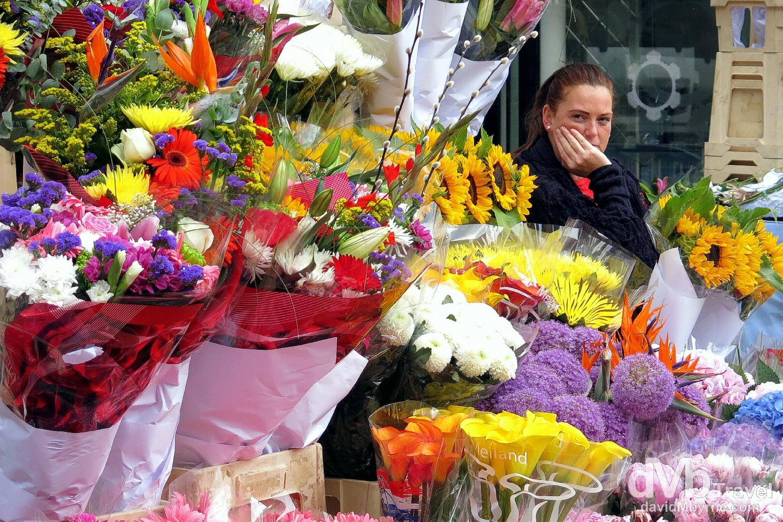 Flowers on Grafton Street, Dublin, Ireland - Worldwide Destination ...