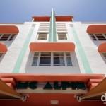 The Mc Alpin Hotel, Ocean Drive, Miami, Florida, USA. July 8th 2013.