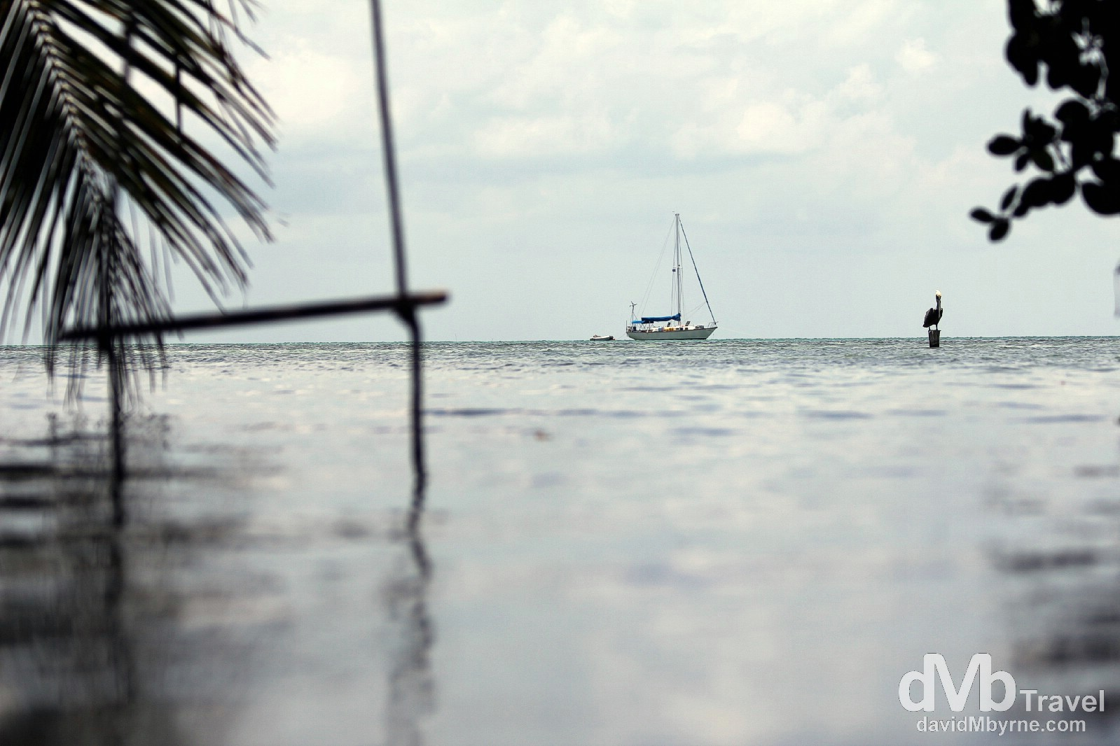 A lazy afternoon on Caye Caulker, Belize. May 14th 2013.