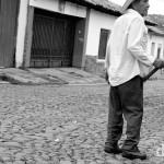 Calle al Lago, Suchitoto, El Salvador. June 4th 2013.