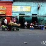 On the streets of San Salvador, El Salvador, Central America. June 2nd 2013 (iPod)