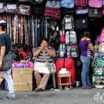 On the streets of San Salvador, El Salvador, Central America. June 3rd 2013.