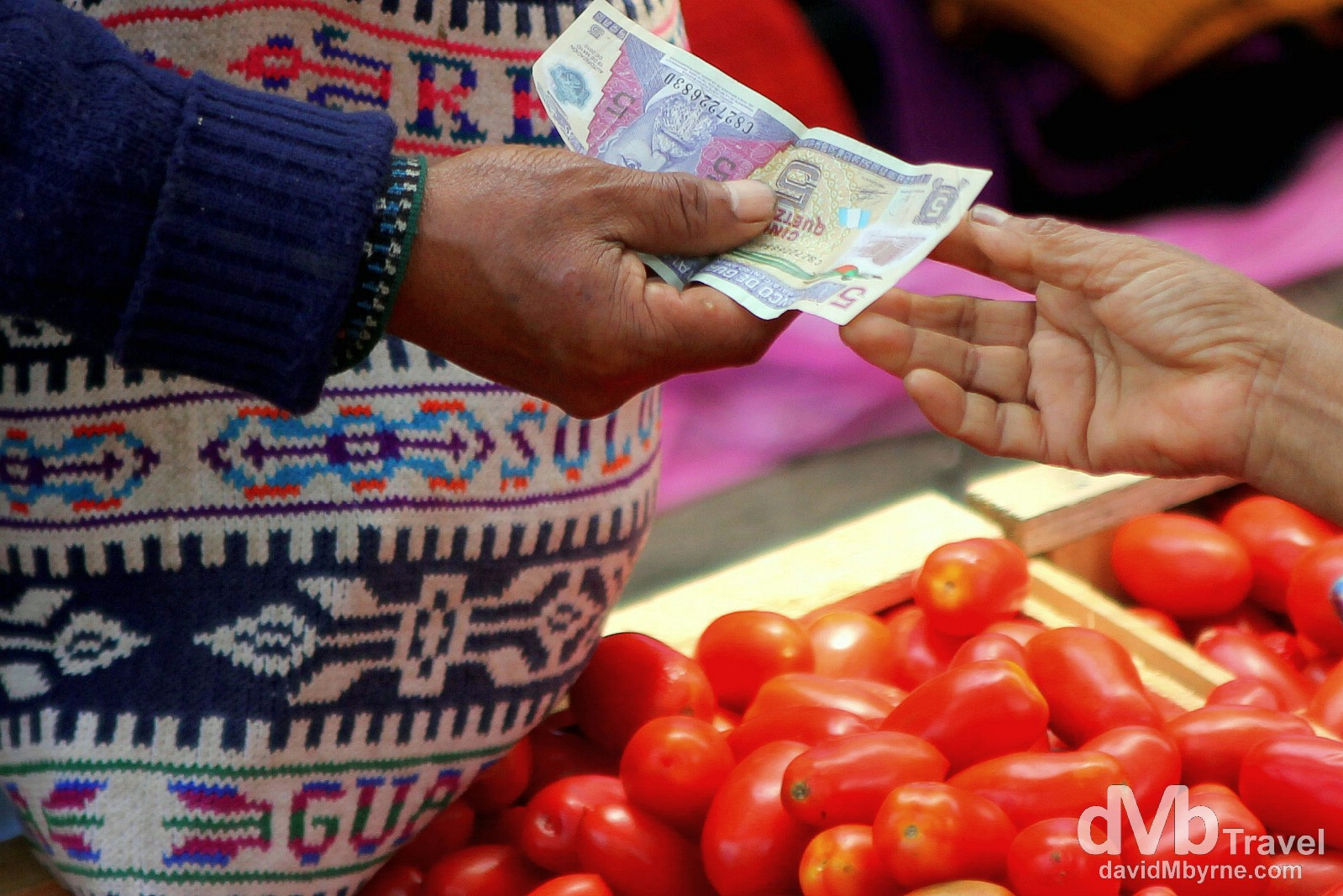 Solola Market, Guatemala. May 21st 2013.