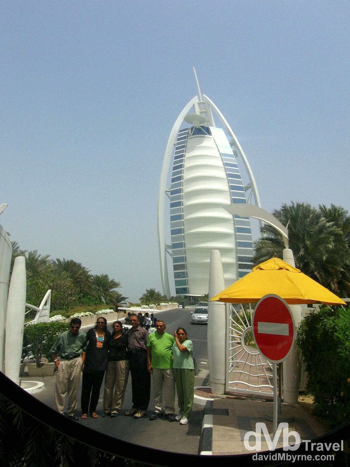 Burj Al Arab Hotel, Dubai, Unite Arab Emirates
