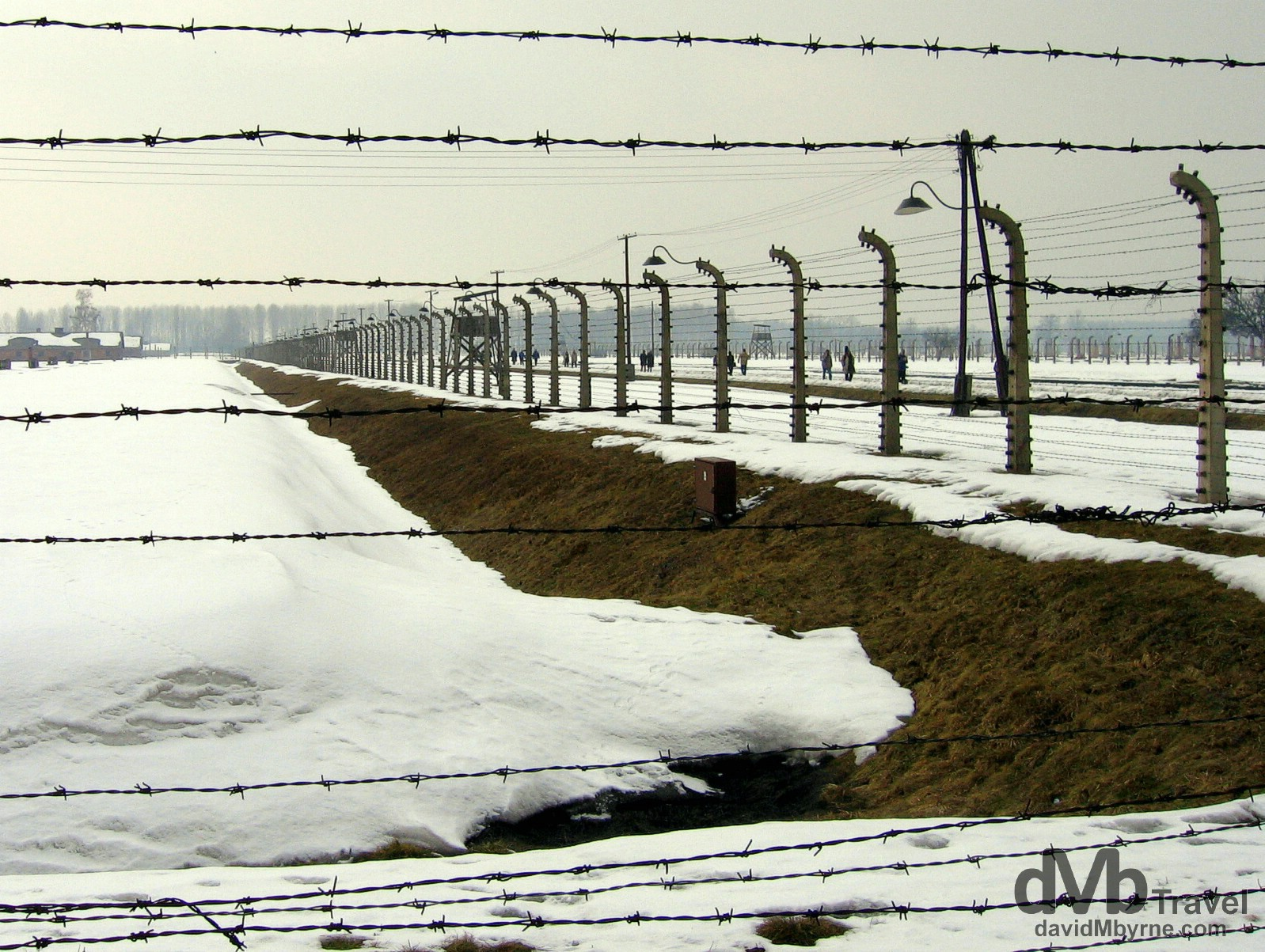 Birkenau Concentration Camp, Brzezinka, Poland. March 7th 2006