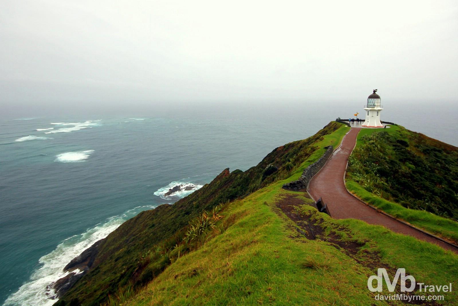 Cape Reinga, Northland, North Island, New Zealand