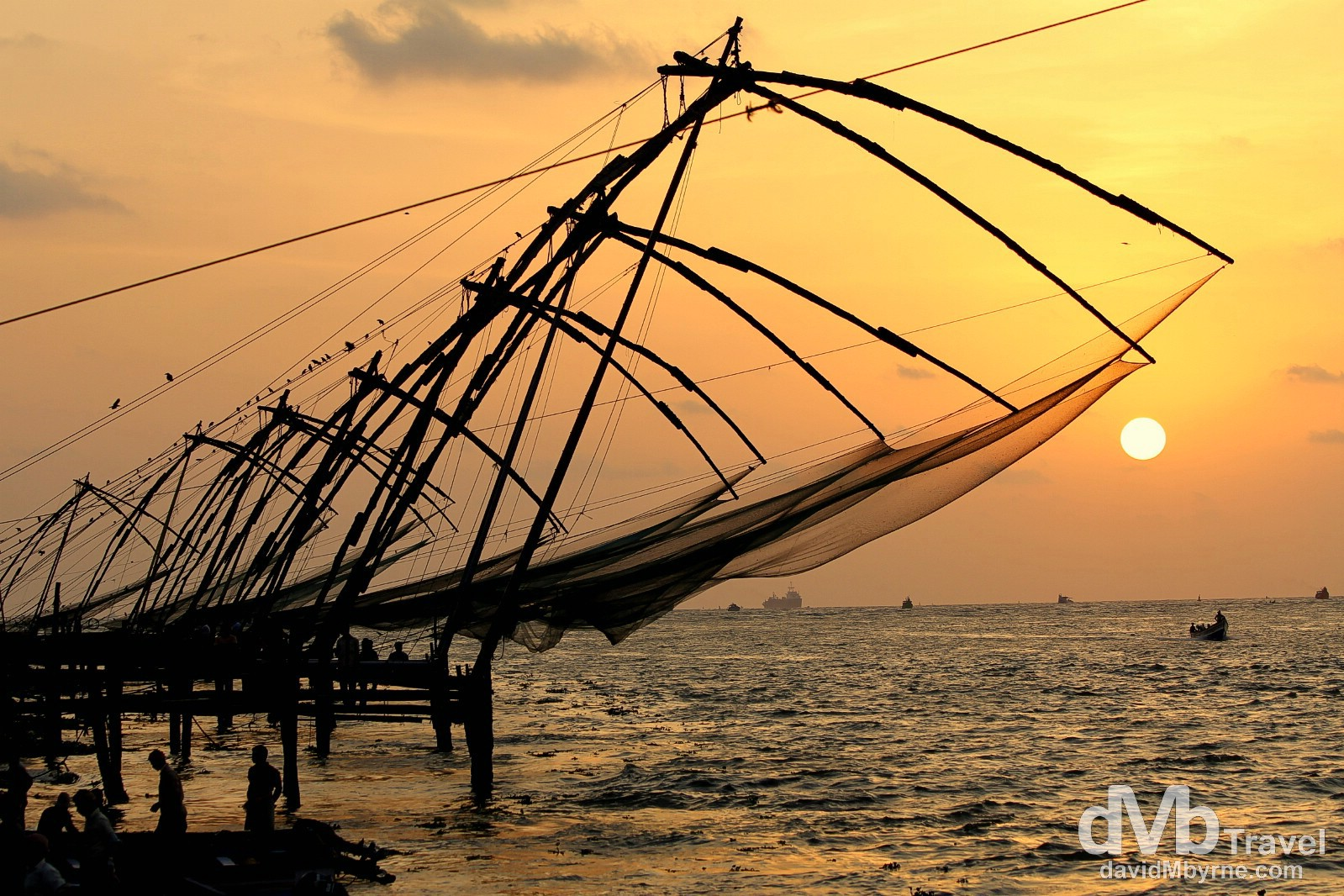 Fort Kochi (Cochin), Kerala, India