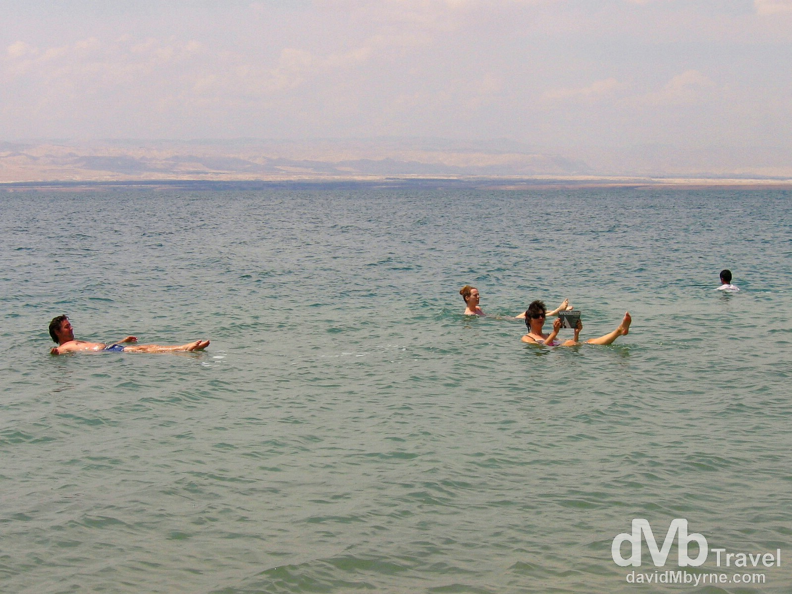 Mt. Nebo, Madaba & the Dead Sea, Jordan