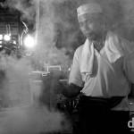 Food Market, Kota Kinabalu, Sabah, Malaysian Borneo. June 21st 2012.