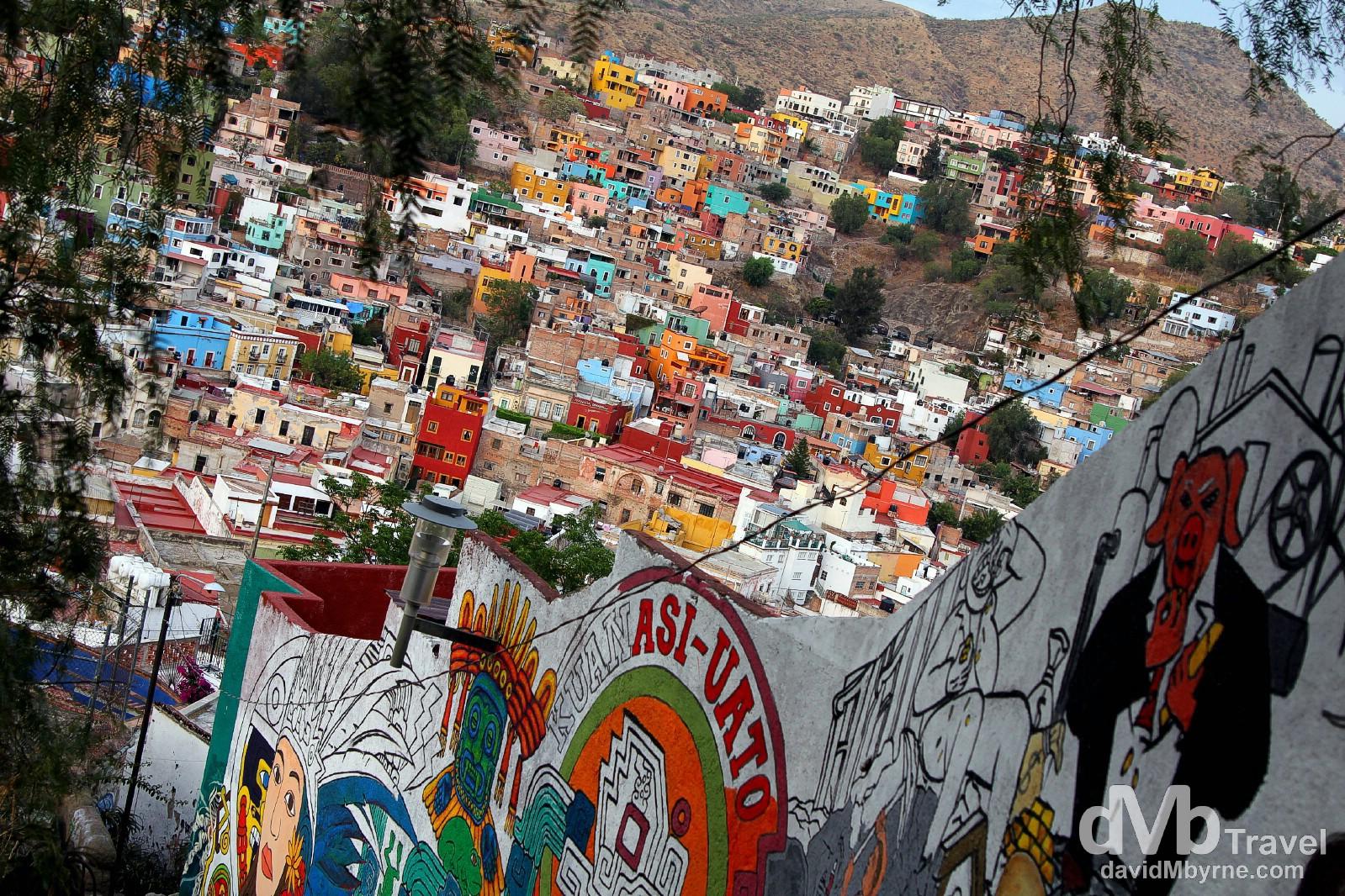 Guanajuato, Mexico. April 23rd 2013.