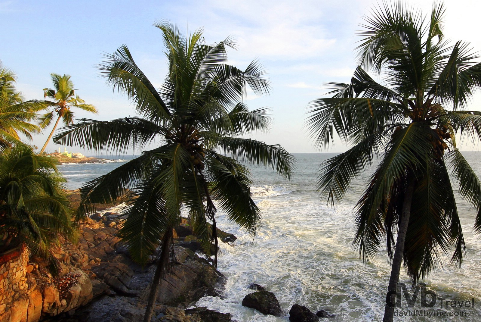 Room with a view. Kovalam, Kerala, southwestern India. September 11th 2012.