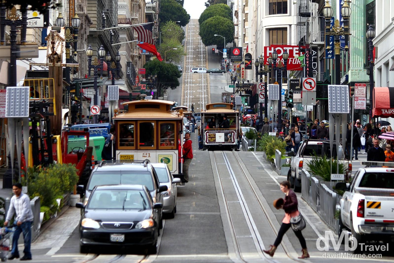 San francisco california usa worldwide destination photography