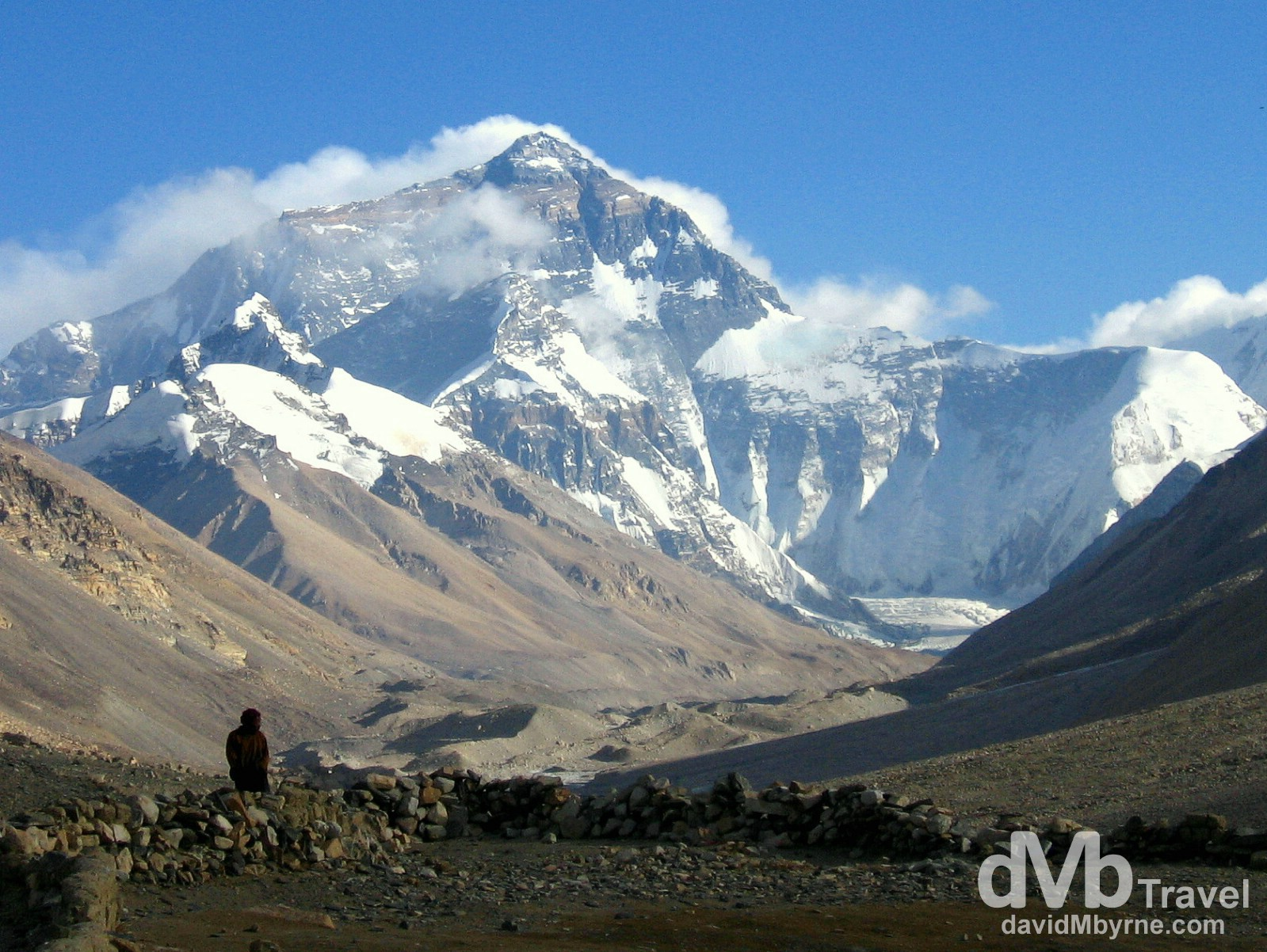 Rongbuk Valley, Everest region, Tibet