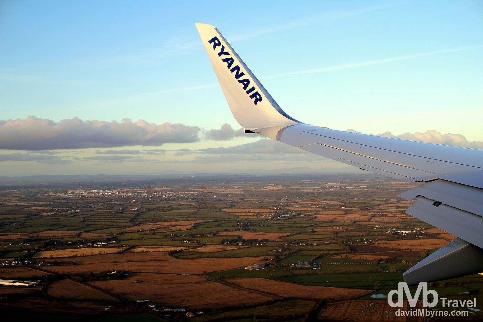 London, England to Dublin, Ireland || Flying High