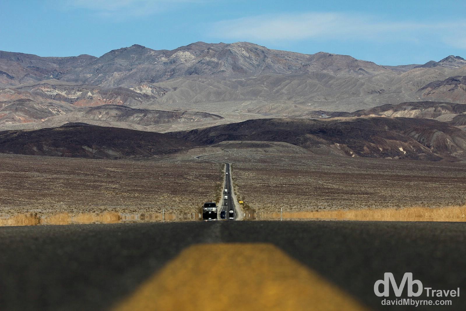 Death Valley National Park California Usa Worldwide