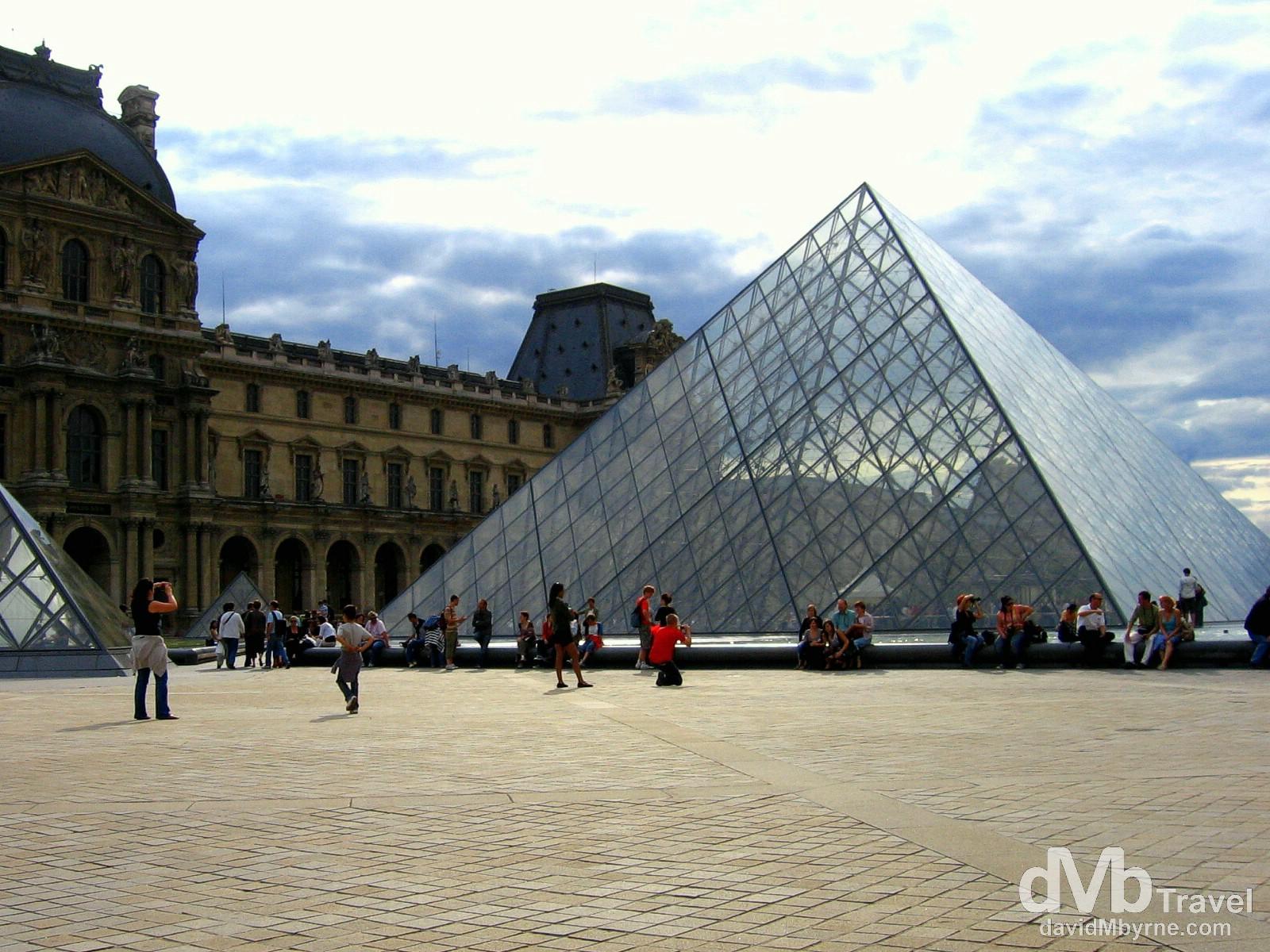 Palais du Louvre (Louvre Palace), Paris, France