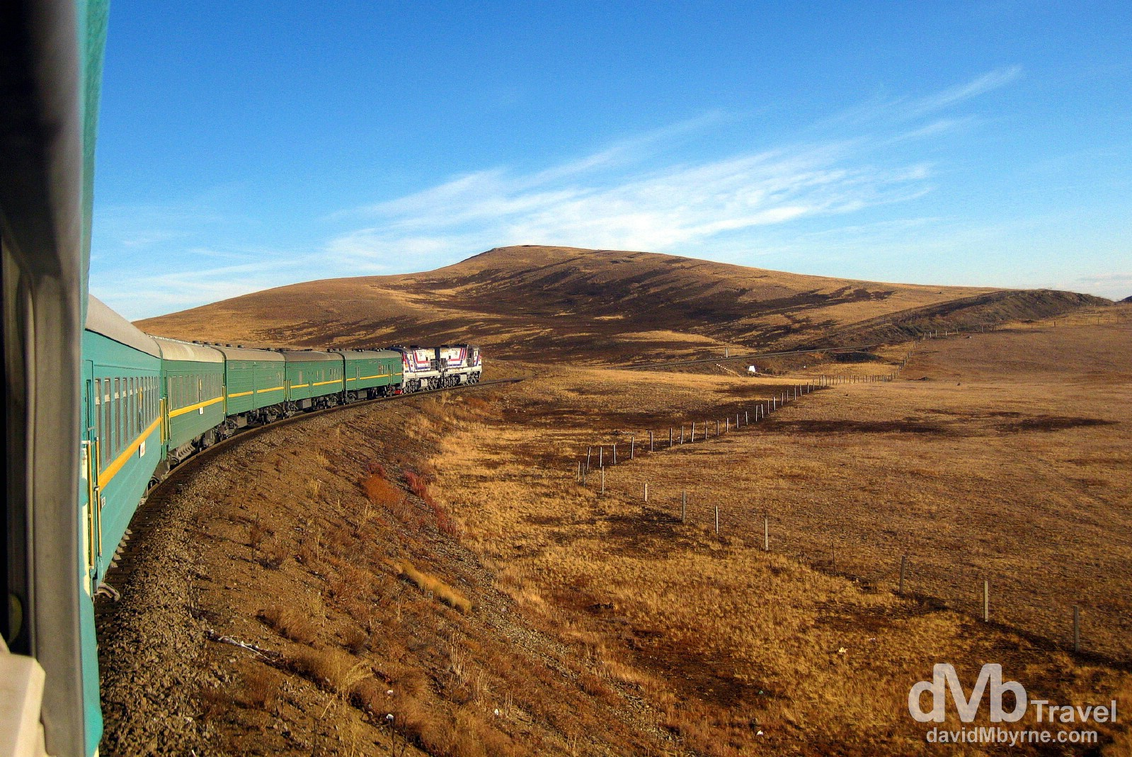 Hohhot, China, to Ulan Bator, Mongolia (2012) || Riding The Rails