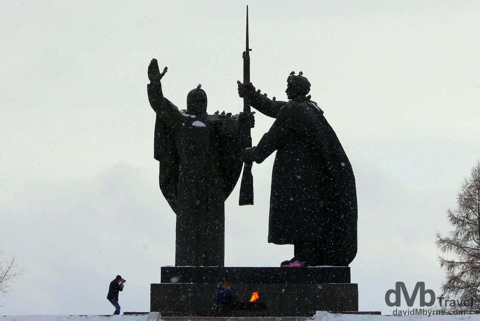 Tomsk, Siberian Russia