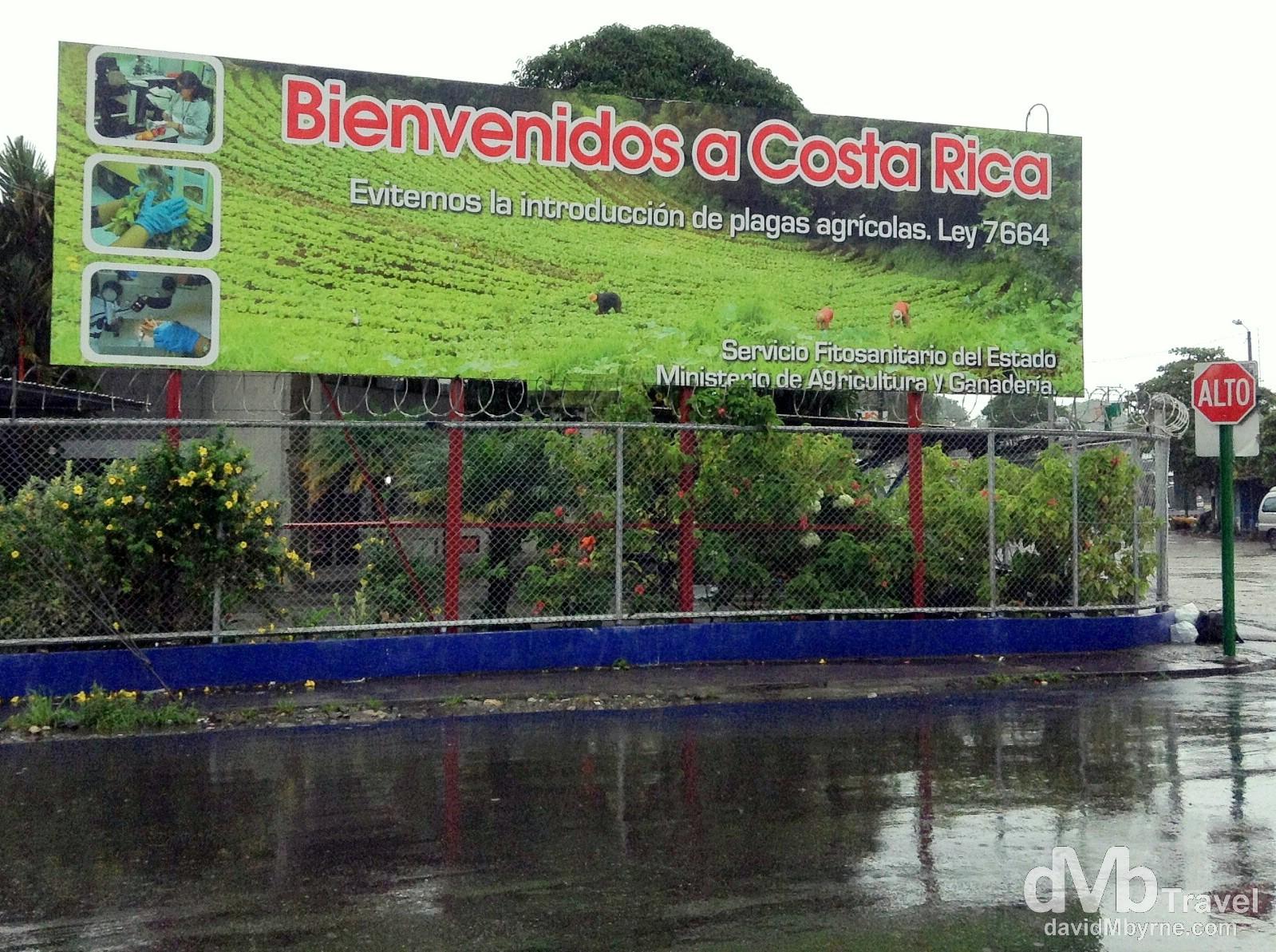 Paso Canaos, Costa Rica