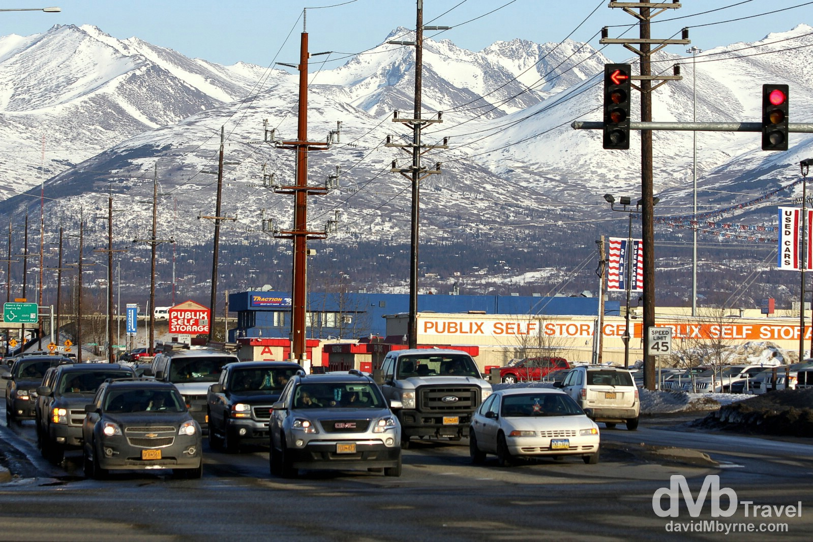 Anchorage, Alaska, USA
