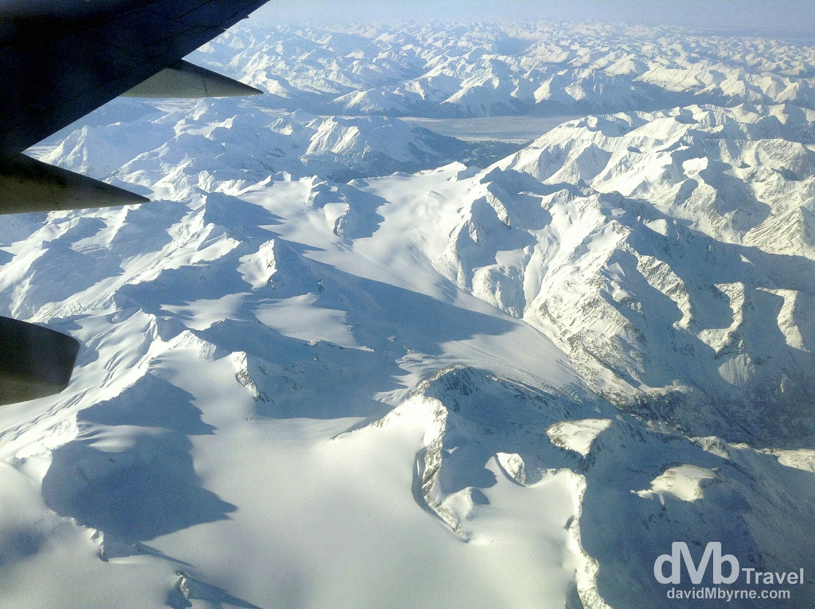 Anchorage, Alaska to Vancouver, Canada || Flying High