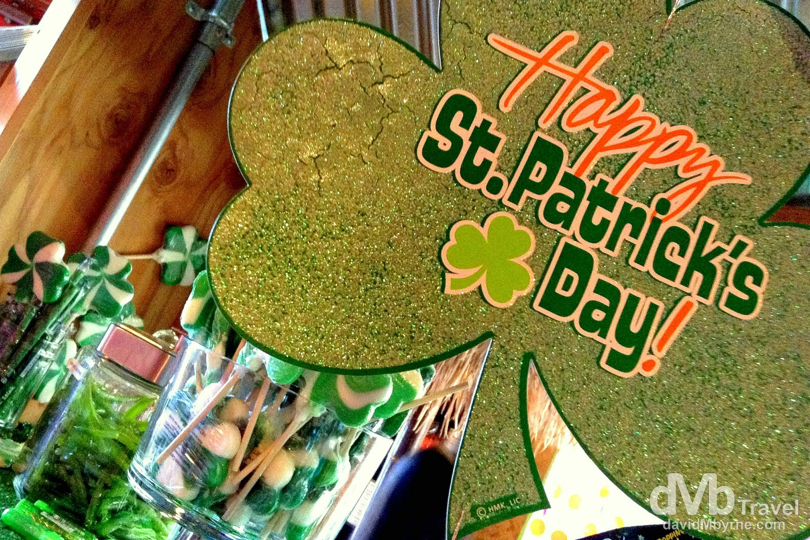Saint Patrick's Day In Alaska