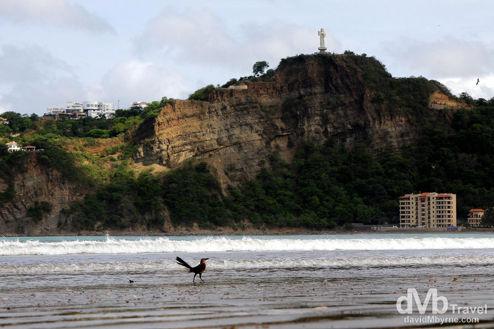 'Stunning cliffs'. San Juan Del Sur, Nicaragua. June 22nd 2013.
