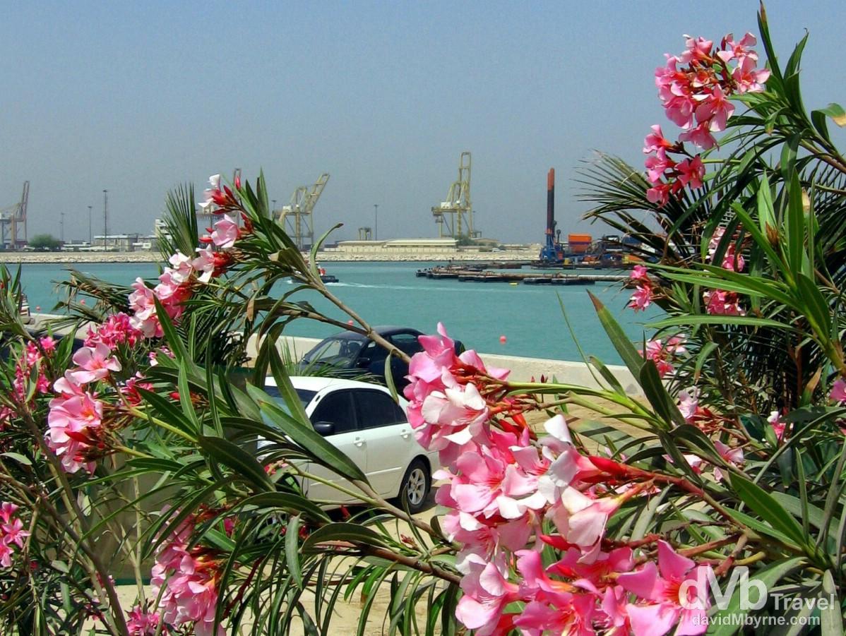 Corniche Deira, Dubai, United Arab Emirates. April 7th, 2008.