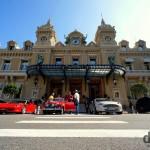 The Monte-Carlo Casino, Monaco. March 14th, 2014.
