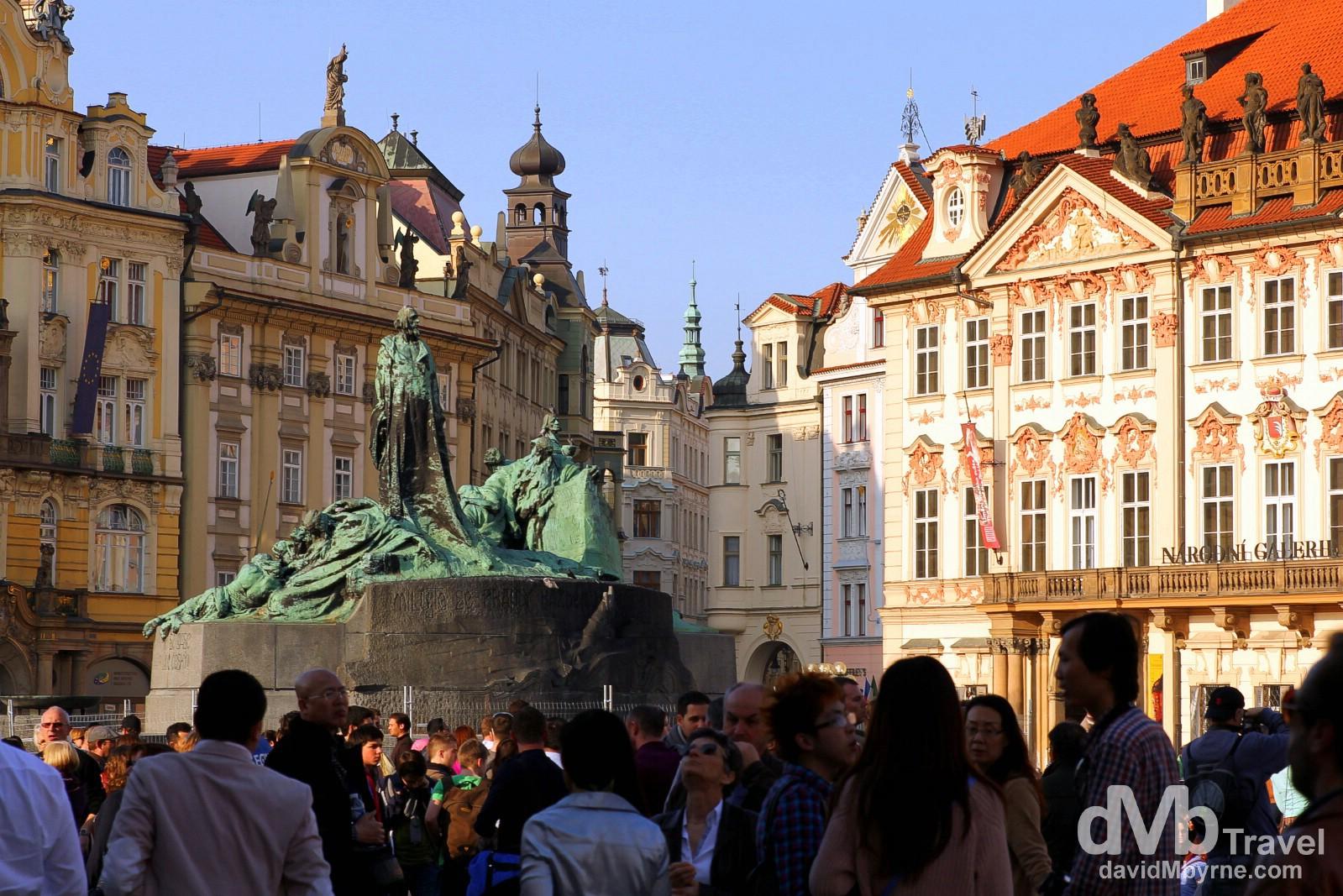 Prague, Czech Republic (2014)