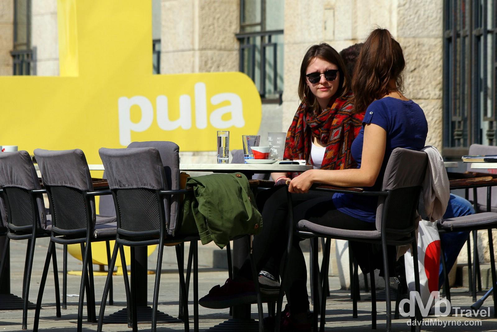 Pula, Istria Peninsula, Croatia