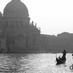 The Grand Canal, Venice, Veneto, Italy. March 18th, 2014.