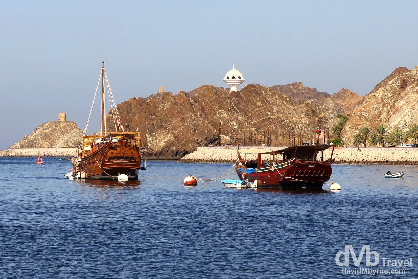 Muscat, Oman (2014)