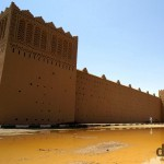 Ksar Oualad Abdelhalim, Rissani, Morocco. May 22nd, 2014.