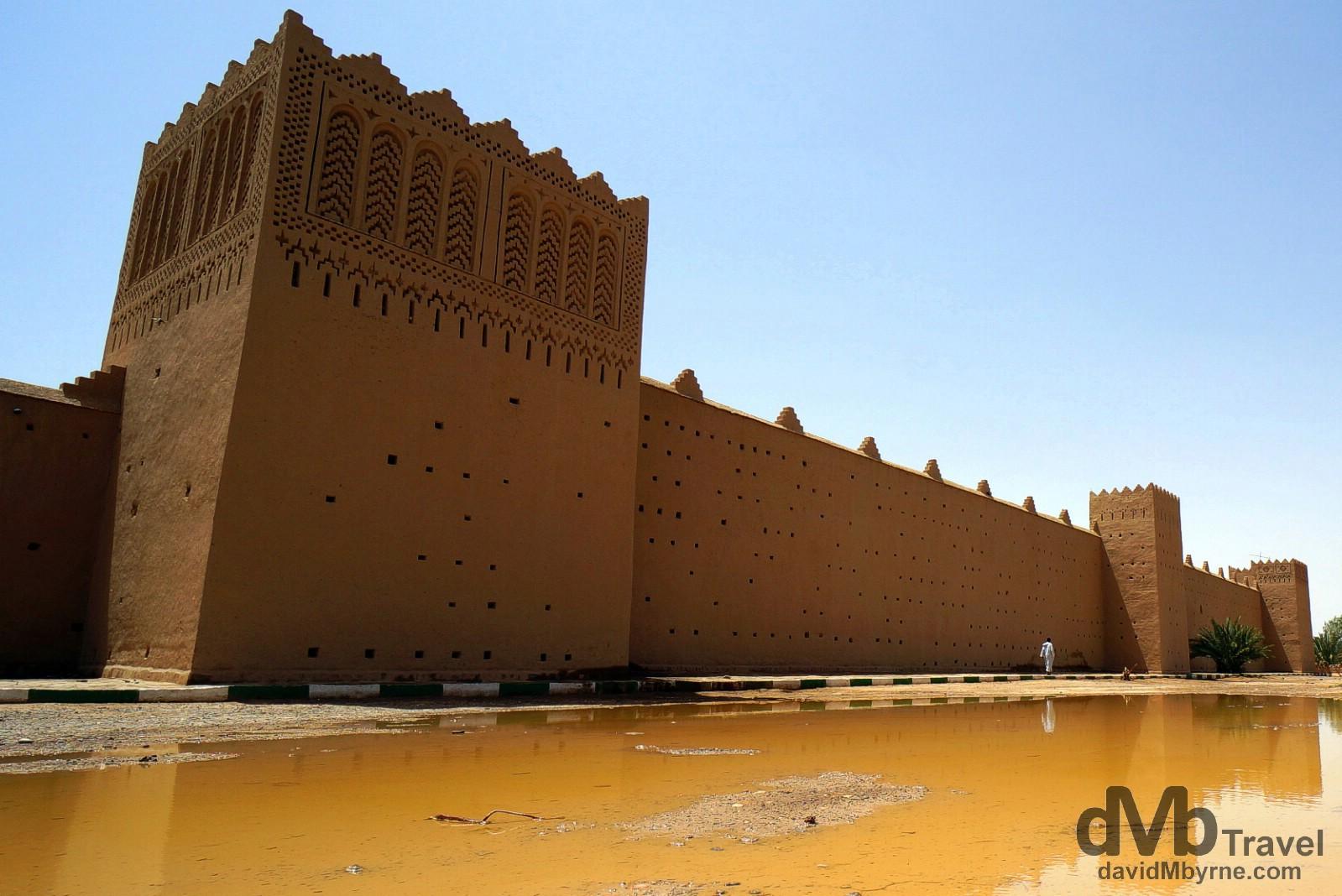 Circuit Touristique, Rissani, Morocco