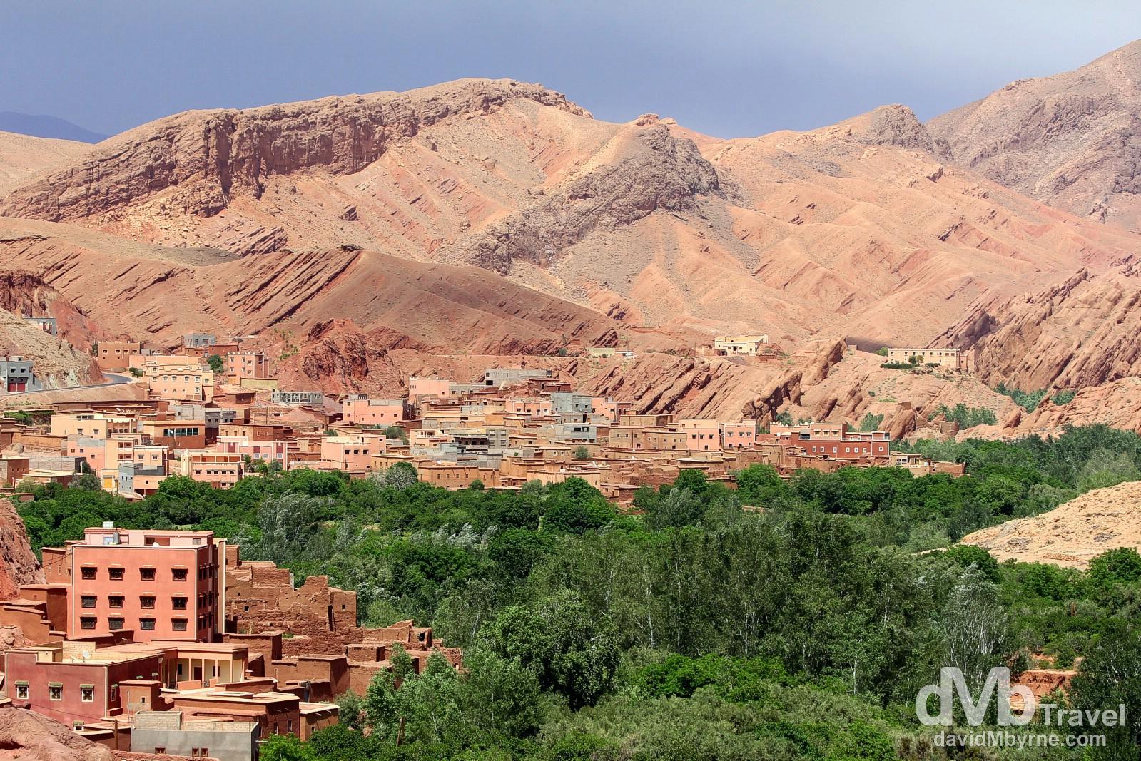 Dades & Todra Gorge, Morocco