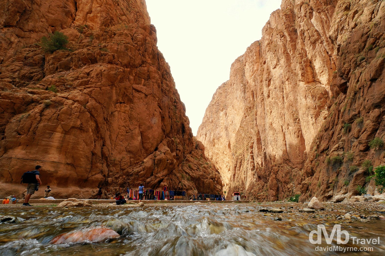 Todra Gorge, Morocco. May 16th, 2014.