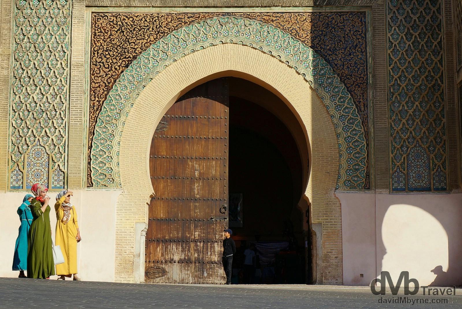 Bob Mansour, Meknes, Morocco