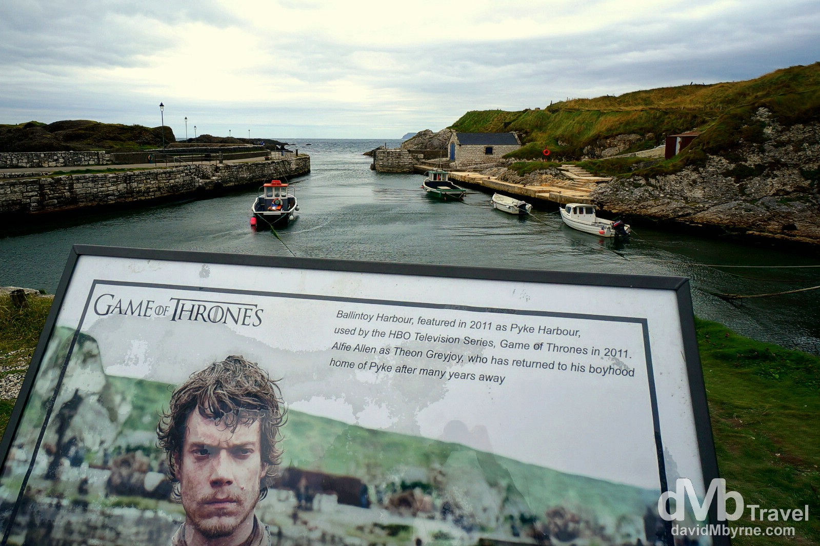 Ballintoy Harbour, Northern Ireland