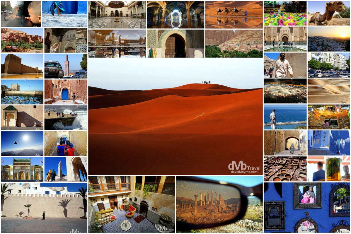 Morocco || A Look Back