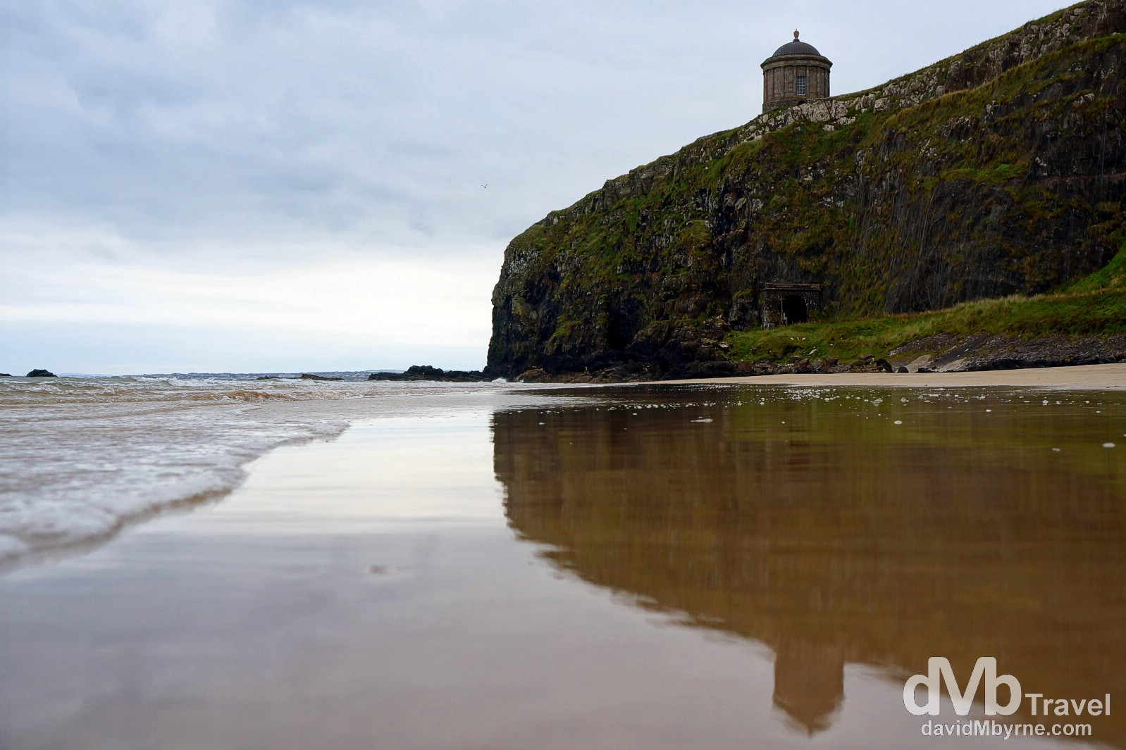 Downhill Beach, Antrim, Northern Ireland