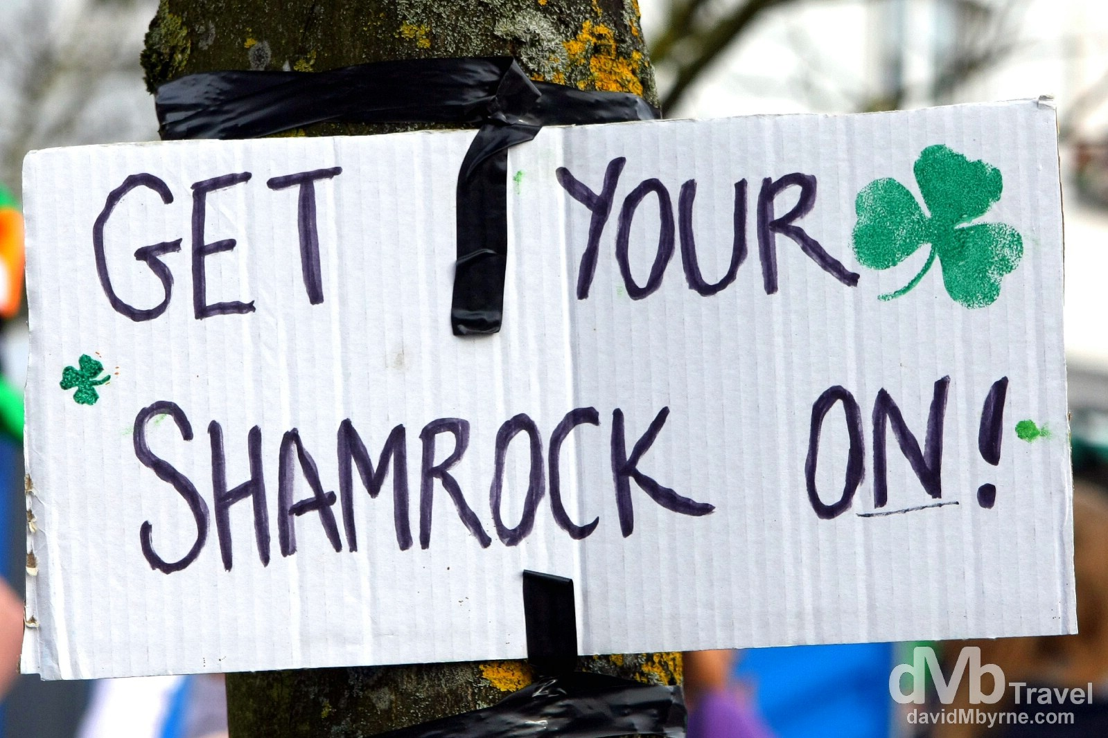 Get Your Shamrock On! Ireland Road Trip 2014.