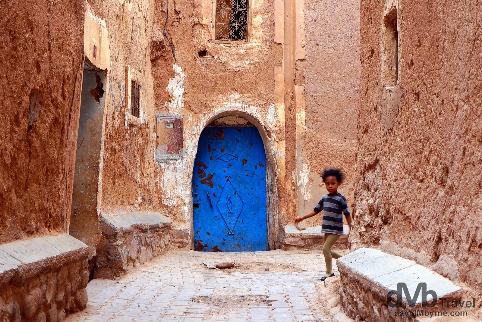 Kasbah Taourirt, Ouarzazate, Morocco