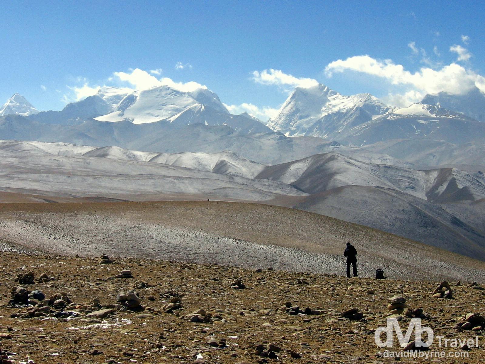 Friendship Highway, Tibet (Day 4)