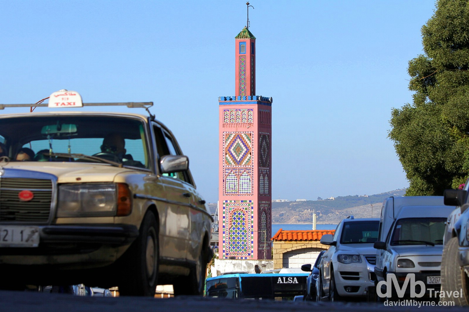 Rue Sidi Bouabid, Tangier, Morocco