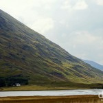 Glen Coe, Highland, Scotland. September 18, 2014.
